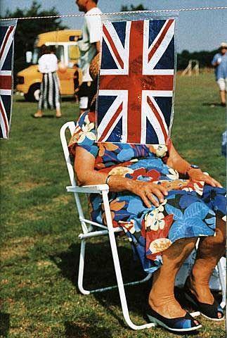 SEDLESCOMBE, G. B.-ENGLAND, SÉRIE THINK OF ENGLAND, 1995-1999, COURTESY AGENCE MAGNUM PHOTOS, PARIS © Martin Parr