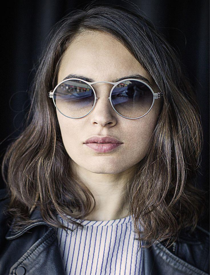 Meet Gülcin Ü. - ic! berlin glasses