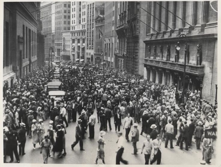 In 1873, A Railroad Panic Hits the NYSE: