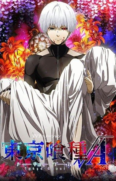 Tokyo Ghoul√A was AMAZING, but I wasn't too fond of the new opening song.