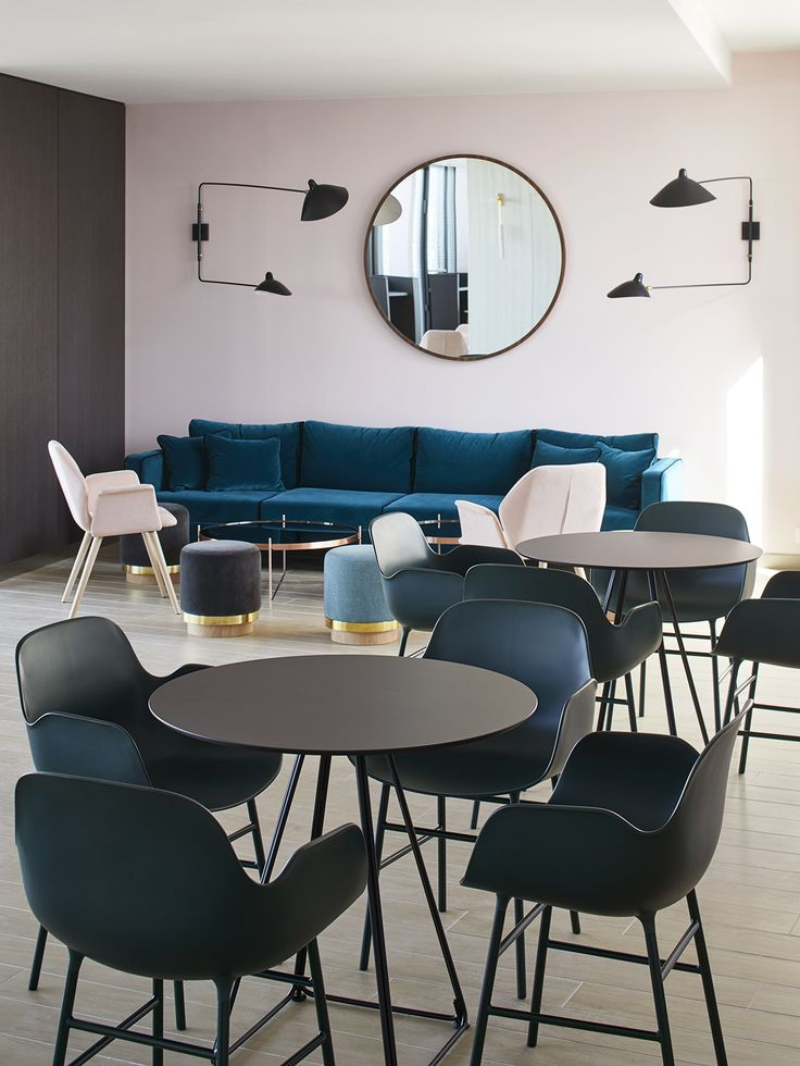 Bureaux L'ORÉAL Luxe France by Maison Sarah Lavoine. Novembre 2017