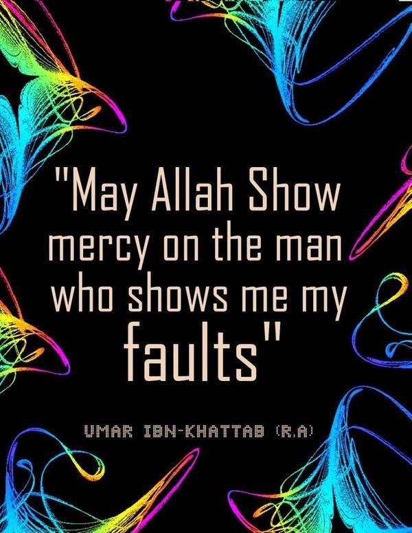 Umar ibn khattab RaddiAllahu An'hu