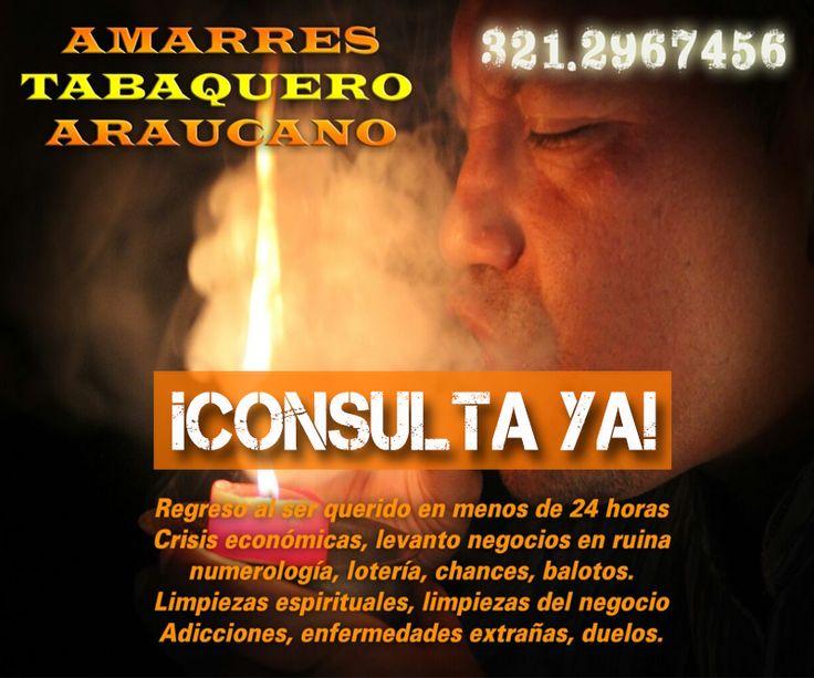 AMARRES DE AMOR CON MAGIA VUDÚ DEL TABAQUERO ARAUCANO +573208039365 #clasiesotericos #amarres #magia http://colombia.clasiesotericos.com/amarres/amarres-de-amor-con-magia-vudu/amarres-de-amor-con-magia-vudu-del-tabaquero-araucano-573208039365_56616