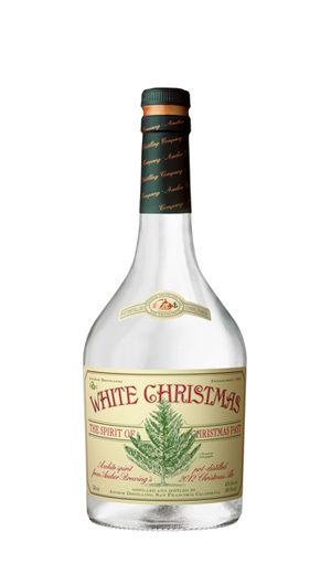 White Christmas, A Whiskey Created From The Spirit of Christmas Ales Past by Anchor Distilling Company #deartopshop