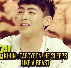 2PM on 'Hello Councelor'