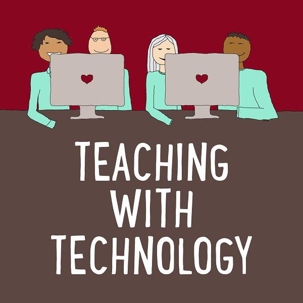 Teaching with Technology - Lessons and ideas for using technology with students: to engage them in learning, to facilitate feedback, and to help them create exciting and meaningful multimedia products. [board cover]