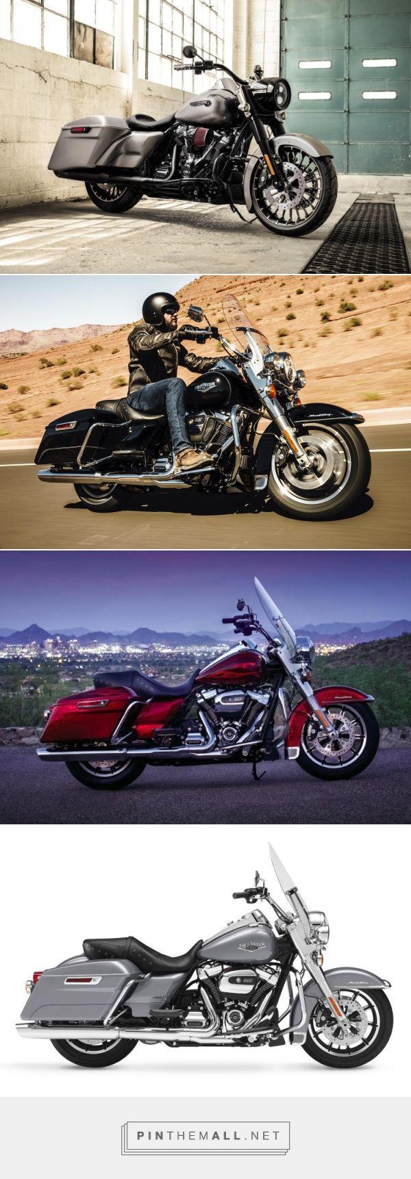 Harley-Davidson 2017 Road King Special is Built for Journeys #harleydavidsonroadglidebaggers
