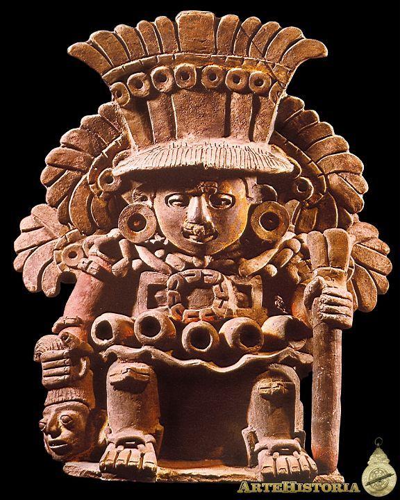 Xipe Totec. Cultura Zapoteca (Monte Albán, México) Autor: Fecha: 600-1000 Museo: Museo Nacional de Antropología de México