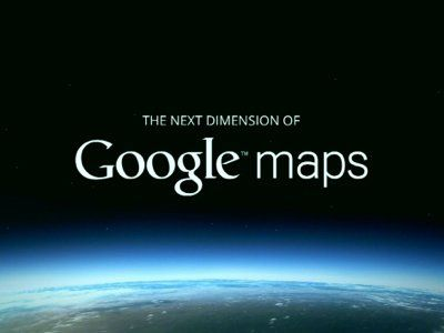 Coming, Google maps for the body