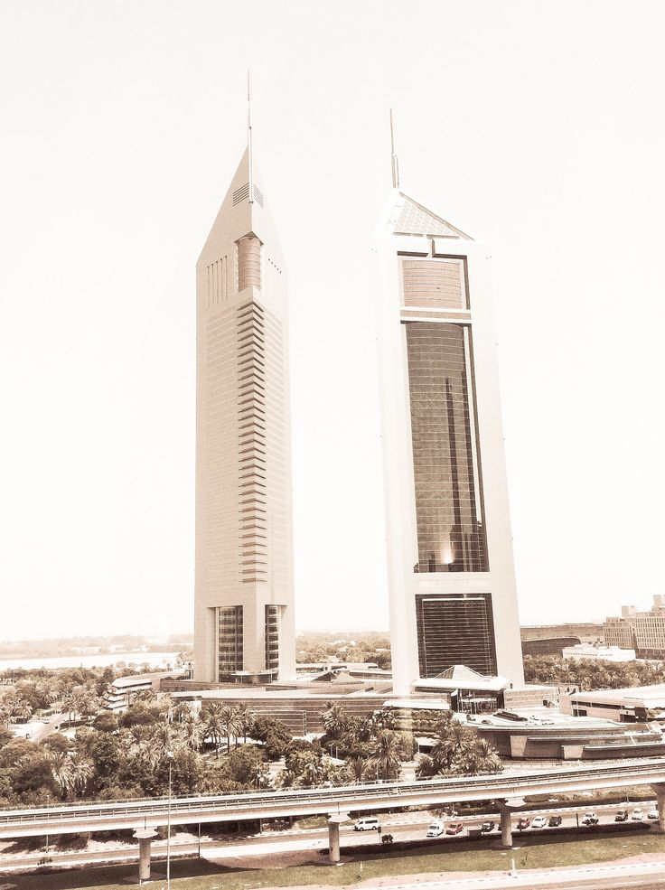 #dubai room with a view #vintage #sepia #uae #andreaturno