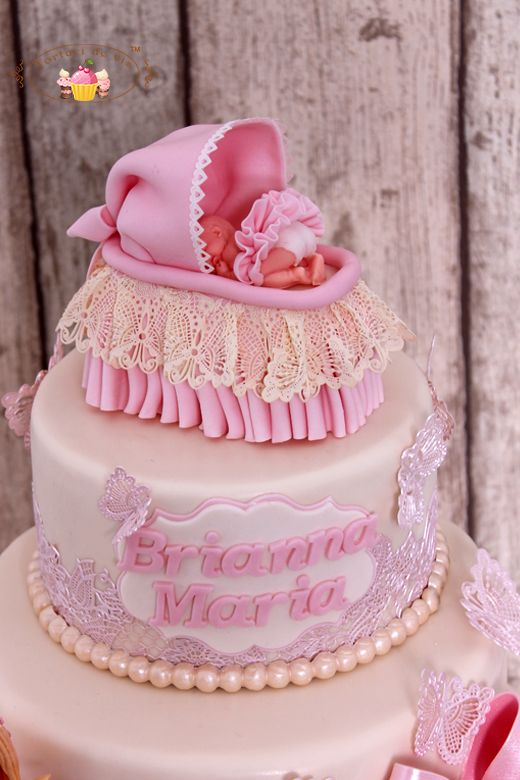 Торты - торты Виорика в: Cake крещение судьбы для Брианной