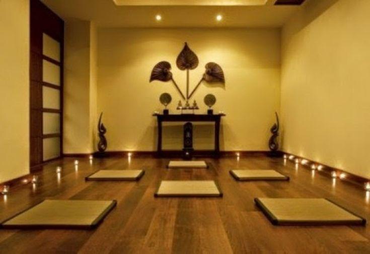 Foundation Dezin Decor: Yoga Room/ Yoga Studio Design
