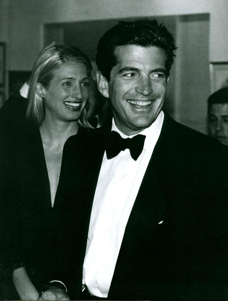 #CarolynBessette and #JohnFKennedy Jr