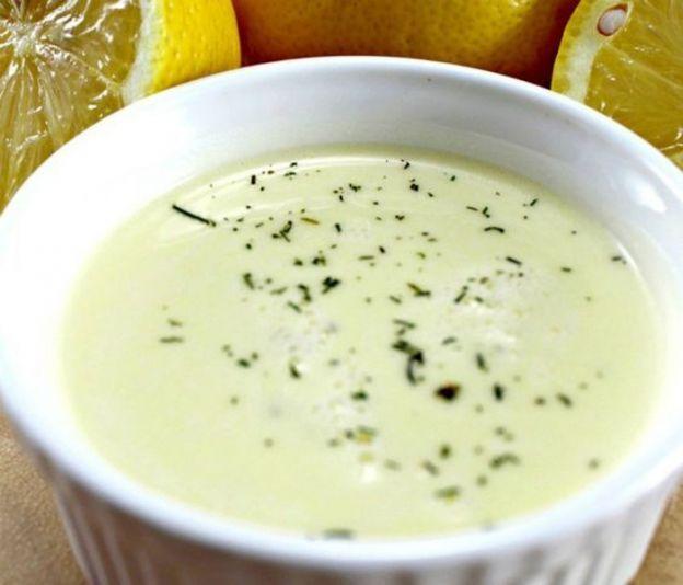 Recette facile de beurre au citron et à l'ail