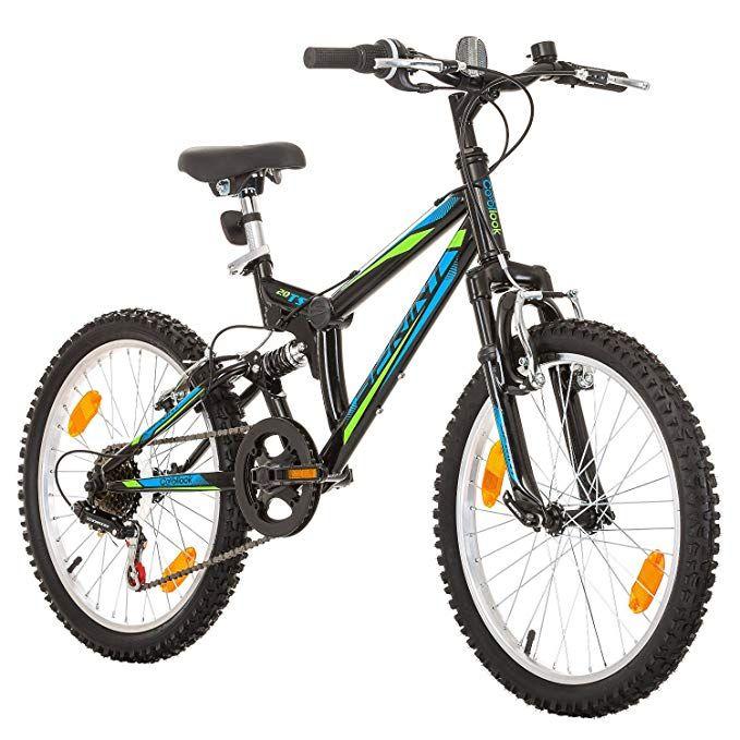 Multibrand Sprint 20 Zoll Mountainbike Rahmen 31 Cm 6 Gang Fur Damen Kinder Junioren Schwarz Black A Fahrradsicherheit Mountainbike Rahmen Klapprad