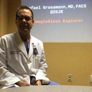#Video del Dr. Rafael Grossmann sobre uso de #GoogleGlass en salud, presentado en las Jornadas ACES 2014 sobre Novedades tecnológicas aplicadas a la #sanidad. #eSalud #eHealth #mHealth #telemedicina #BuenasPracticas