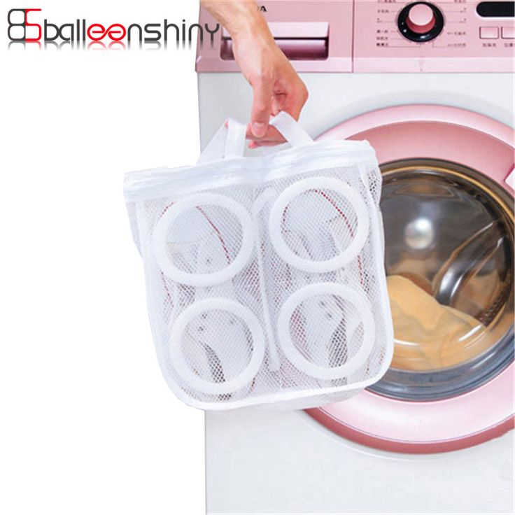 BalleenShiny Household Mesh Foldable Laundry Bag Shoes Sports Sneaker Machine Cleaning Dry Bag Organizer Holder Storage Tools -  Check Best Price for. Here we will provide the discount of finest and low cost which integrated super save shipping for BalleenShiny Household Mesh Foldable Laundry Bag Shoes Sports Sneaker Machine Cleaning Dry Bag Organizer Holder Storage Tools or any product promotions.  I hope you are very happy To be Get BalleenShiny Household Mesh Foldable Laundry Bag Shoes…