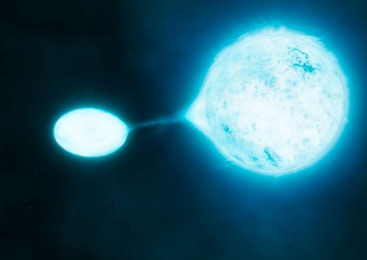 Les plus grosses étoiles ne vivent pas seules