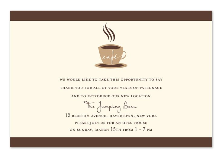 19 best Company Cards images on Pinterest Corporate invitation - free corporate invitation templates