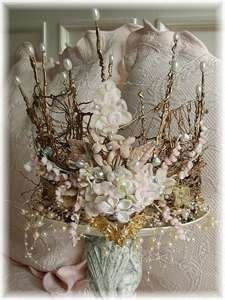 beautiful fairy crown