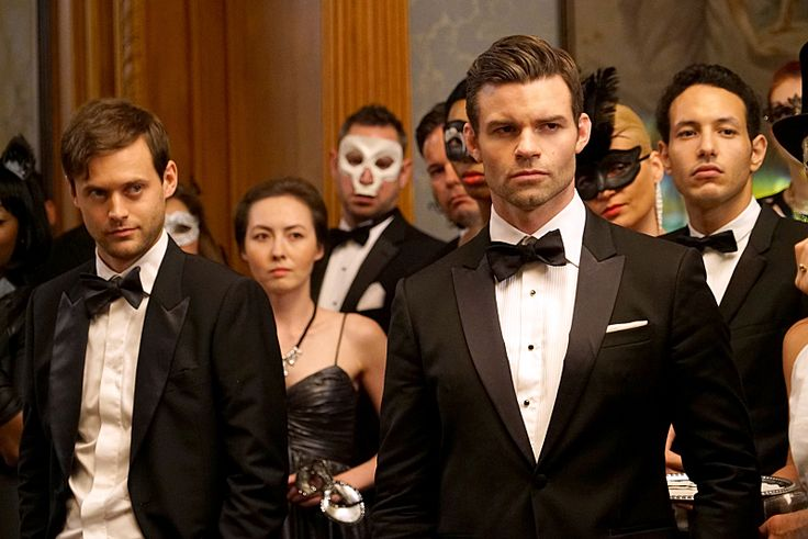 On Thursday's episode of 'The Originals,' Marcel attends a gala for the Strix, and Lucian teams with Klaus to find his missing seer.