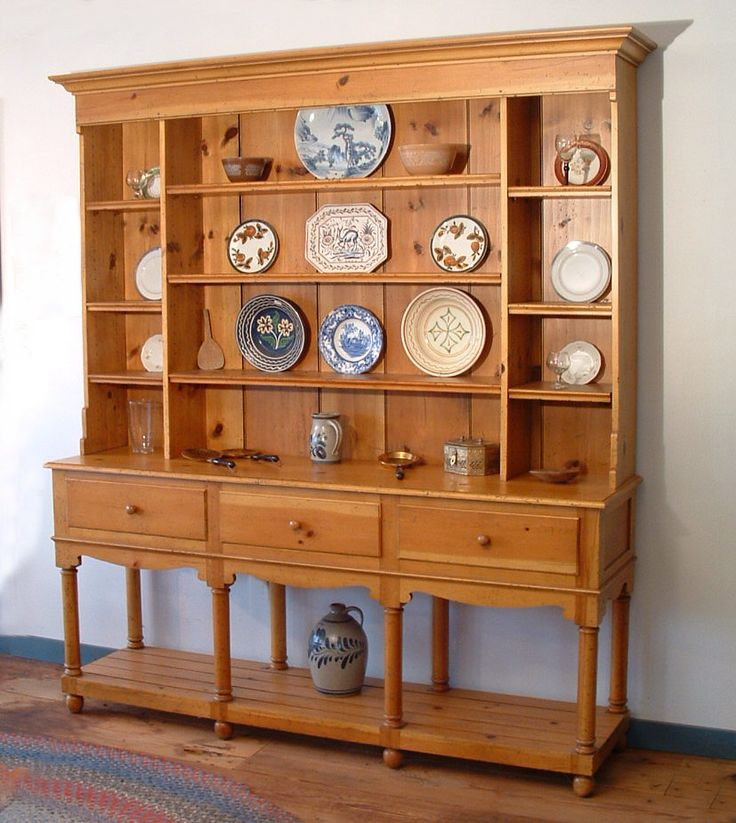 Attractive Since Pine Is So Rich And Warm In Antique Furniture Pieces Are Often Used  To Make