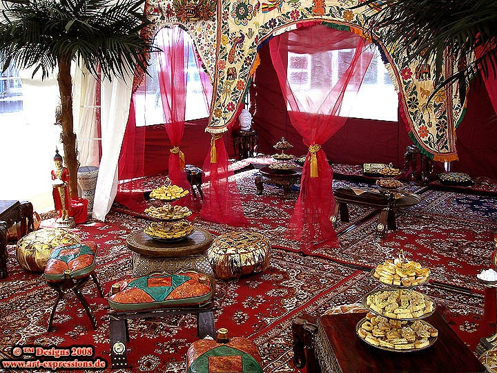 39 besten orientalische indische asiatische lounge bereiche orient deko mieten fuer events. Black Bedroom Furniture Sets. Home Design Ideas