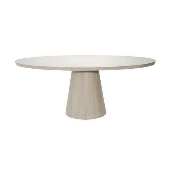 Jaylen Dining Table Natural In 2020 Oval Table Dining Dining