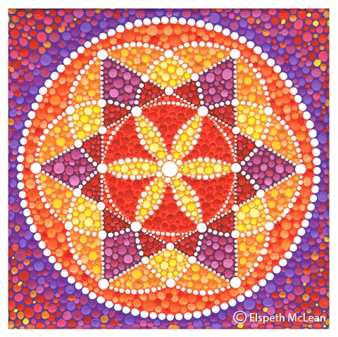 #sacredgeometry #geometry #mandala