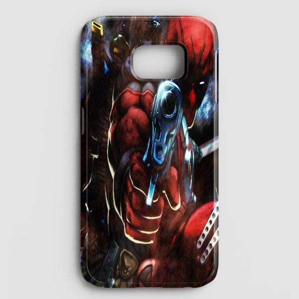 Deadpool Face Samsung Galaxy Note 8 Case