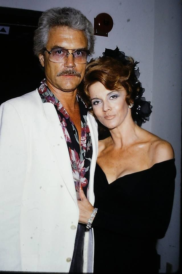Ann Margret and husband Roger Smith
