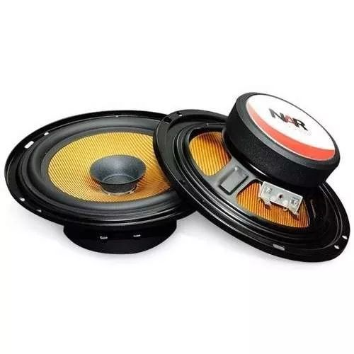 Auto-falante Full Range Nar Audio 600-fr-3 6 Pol 120w Rms - R$ 269,90