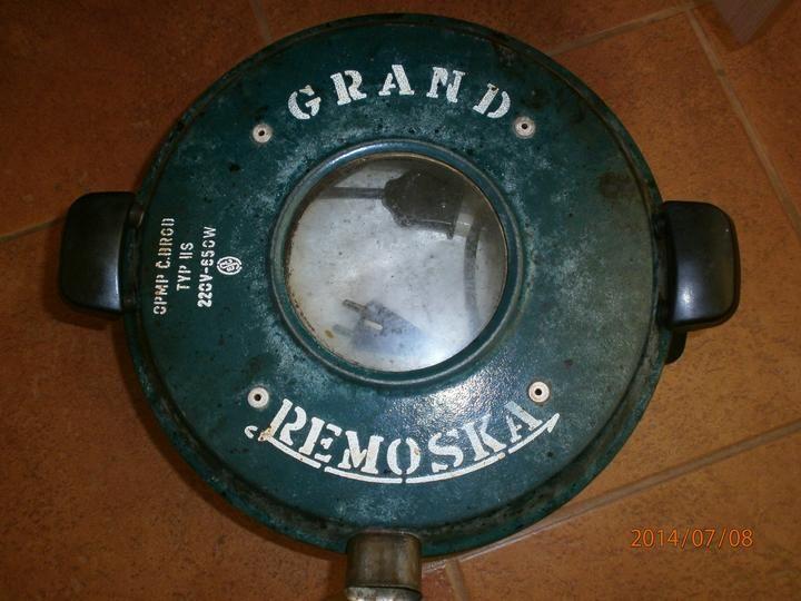 #remoska