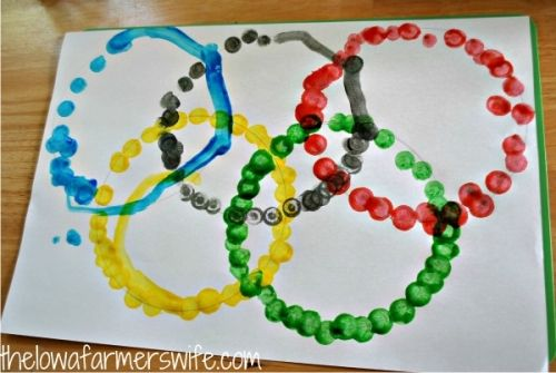 manualidades olimpiadas para niños - Cerca amb Google