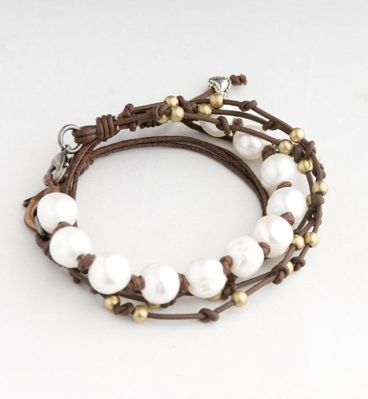 The Knotty Do-It-All: New Bracelets!