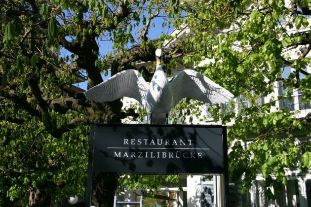 Restaurant Marzilibrücke - Eventlocation in Bern #Brunch