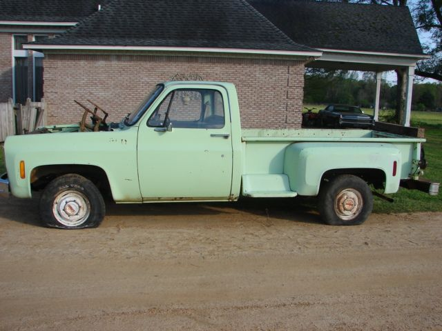 In Florida C Chevy Stepside Beds For Sale