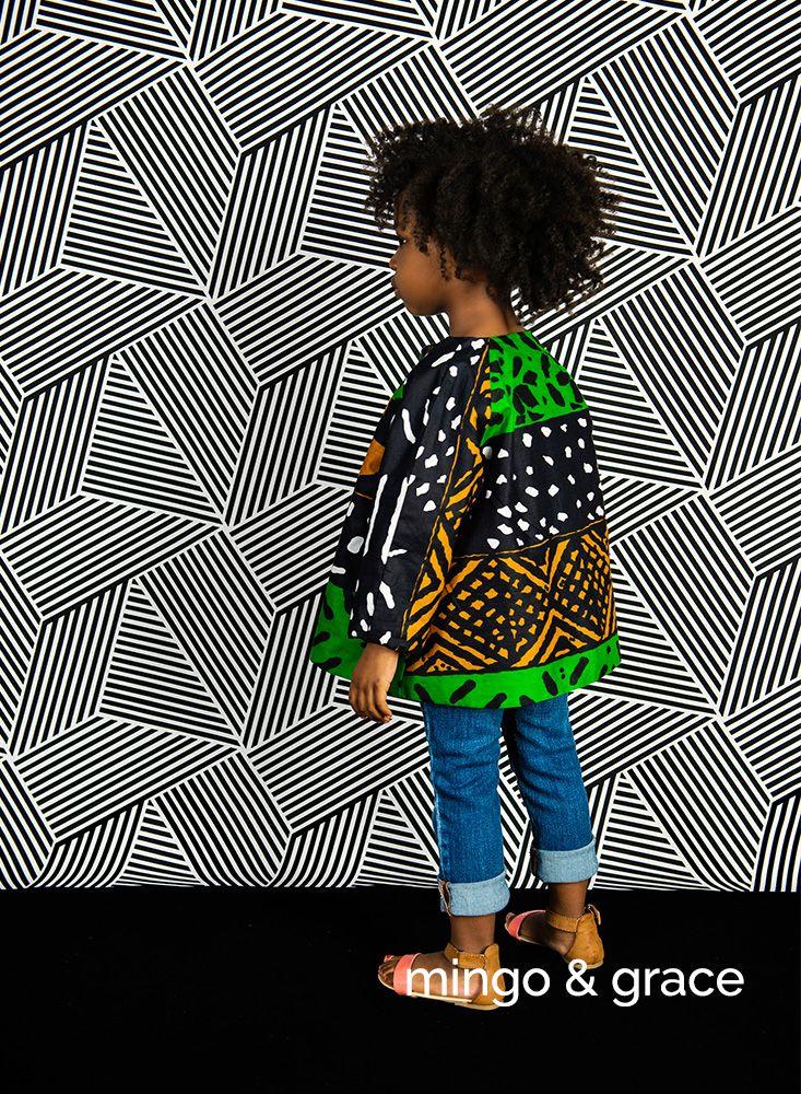 mingo & grace x STYLO 4 kids clothing