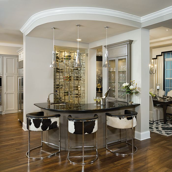 Arthur Rutenberg Homes Custom Home Design Living Area