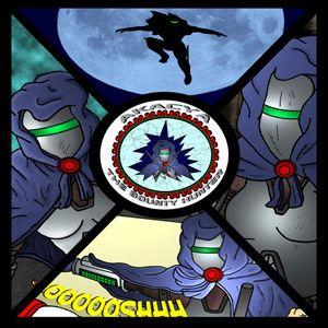 Check out the comic Akacya: The Bounty Hunter