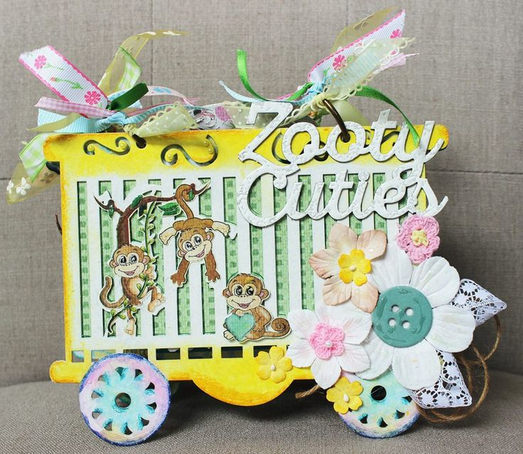 C81 Zooty Cuties Collection by DT member - Lisa-Marie