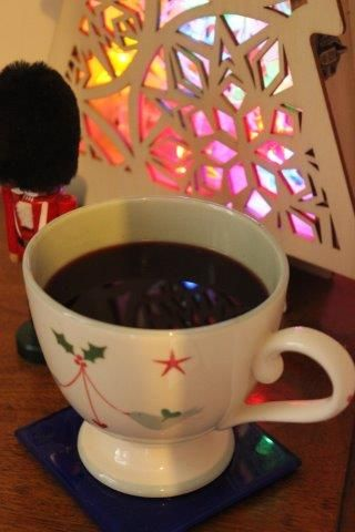 The best Non Alcoholic Mulled Wine Punch Recipe! | Angel Eden Blog