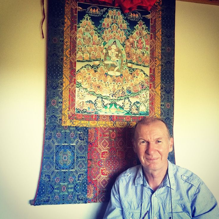 Suvajra's Seasonal - No 2, Autumn: Facing Gods And Demons. An extended reflection on both his relationship with his teacher and on the Chöd practice. In this meditation one faces down one's own gods and demons to see through to a life of deep harmony and kindness.