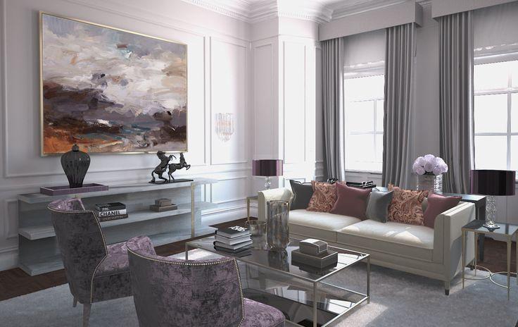 Knightsbridge Interior Design   Laura Hammett