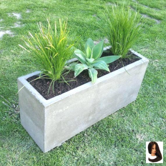 20 Kinderaktivitaten Fur Den Besten Sommer Aller Zeiten Concrete Planters Diy Concrete Planters Concrete Garden
