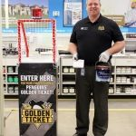 Local PPG PAINTS Stores Offer Pittsburgh Penguins 'Golden Ticket' Promotion