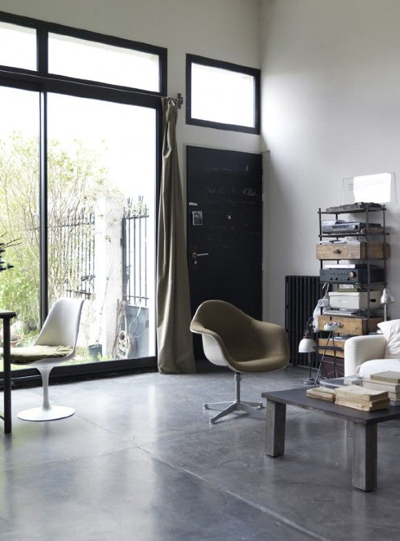 Another terrific and simple space.