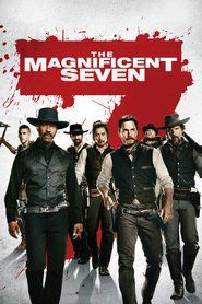 The Magnificent Seven (2016) Watch Online Free