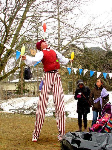 Juggling Crescendo | Flickr - Photo Sharing!