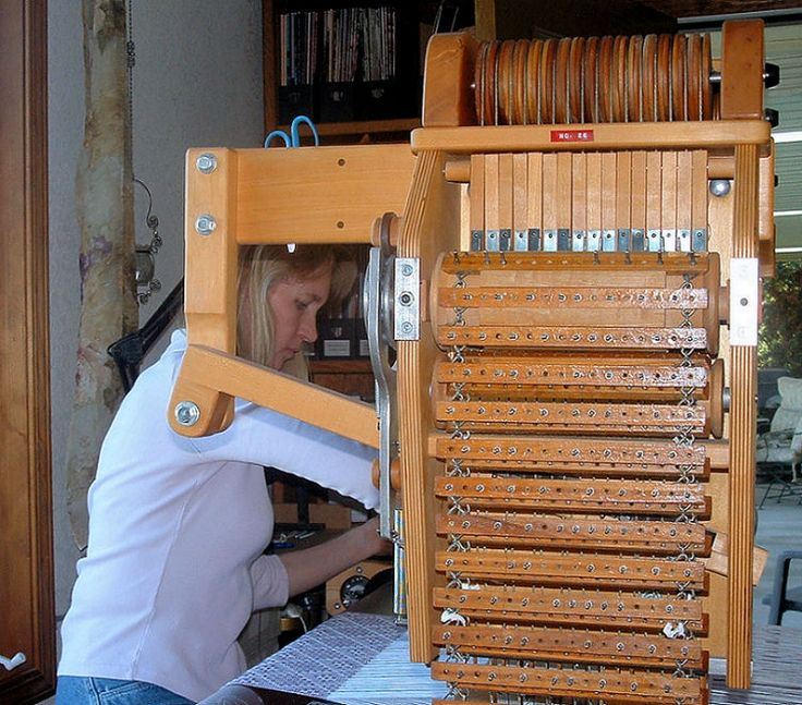 30 Best Commercial Looms Images On Pinterest Weaving